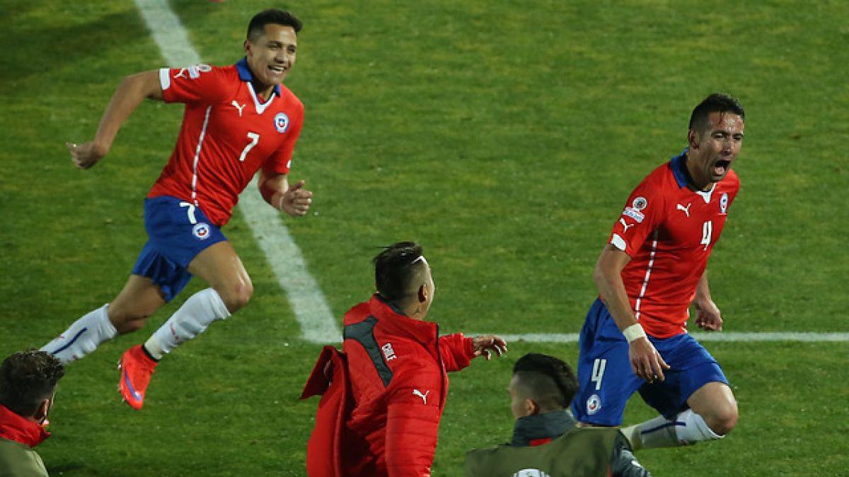 [VIDEO] Los 10 mejores momentos del triunfo de Chile ante Uruguay por Copa América