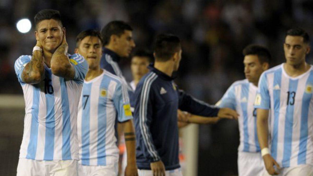 Rusia 2018: ¿Qué le está pasando a Argentina en las eliminatorias sudamericanas?
