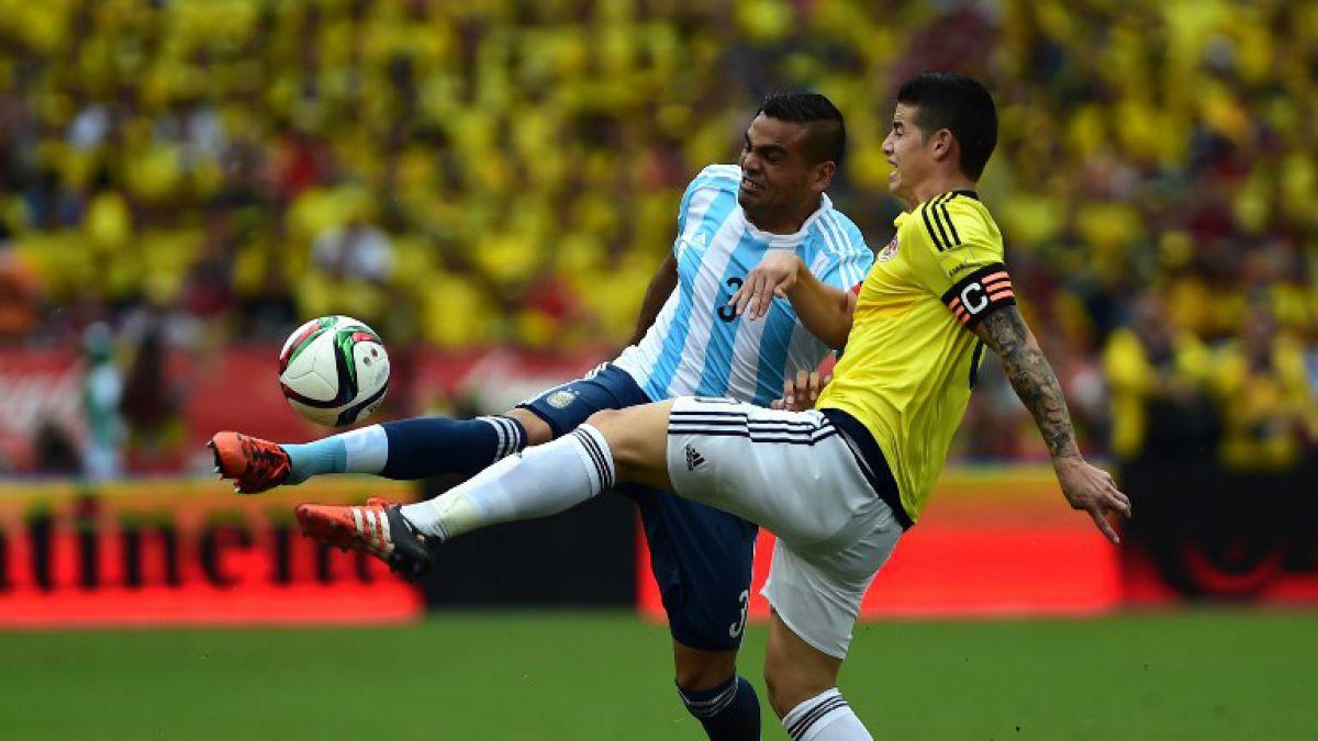 [MINUTO A MINUTO] Argentina abre la cuenta ante Colombia en Barranquilla