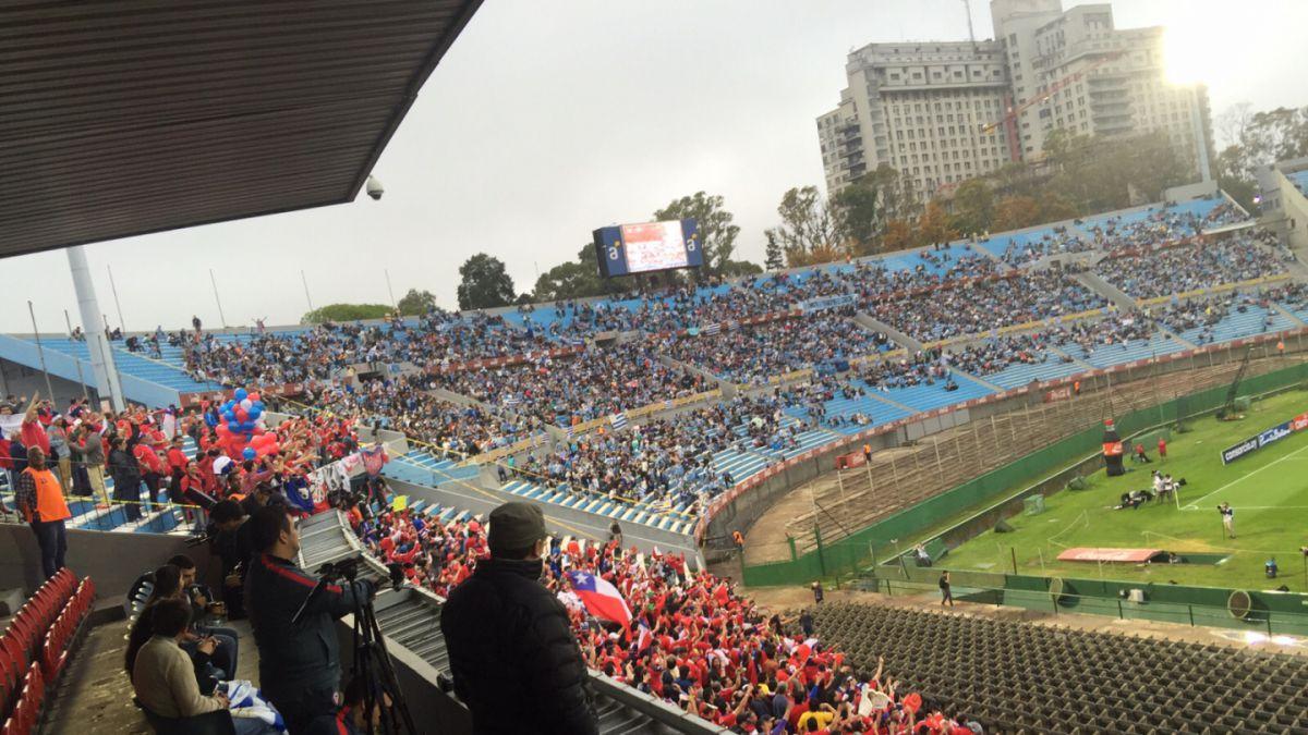 """[MINUTO A MINUTO] La """"Roja"""" con oncena confirmada para enfrentar a Uruguay"""
