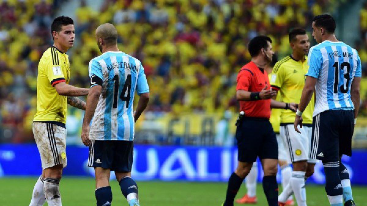 Javier Mascherano se perderá el duelo ante Chile