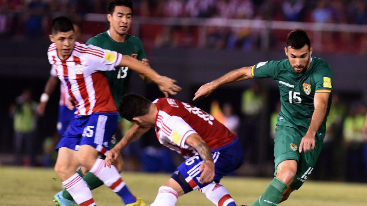 [MINUTO A MINUTO] Paraguay está igualando ante Bolivia en el Defensores del Chaco