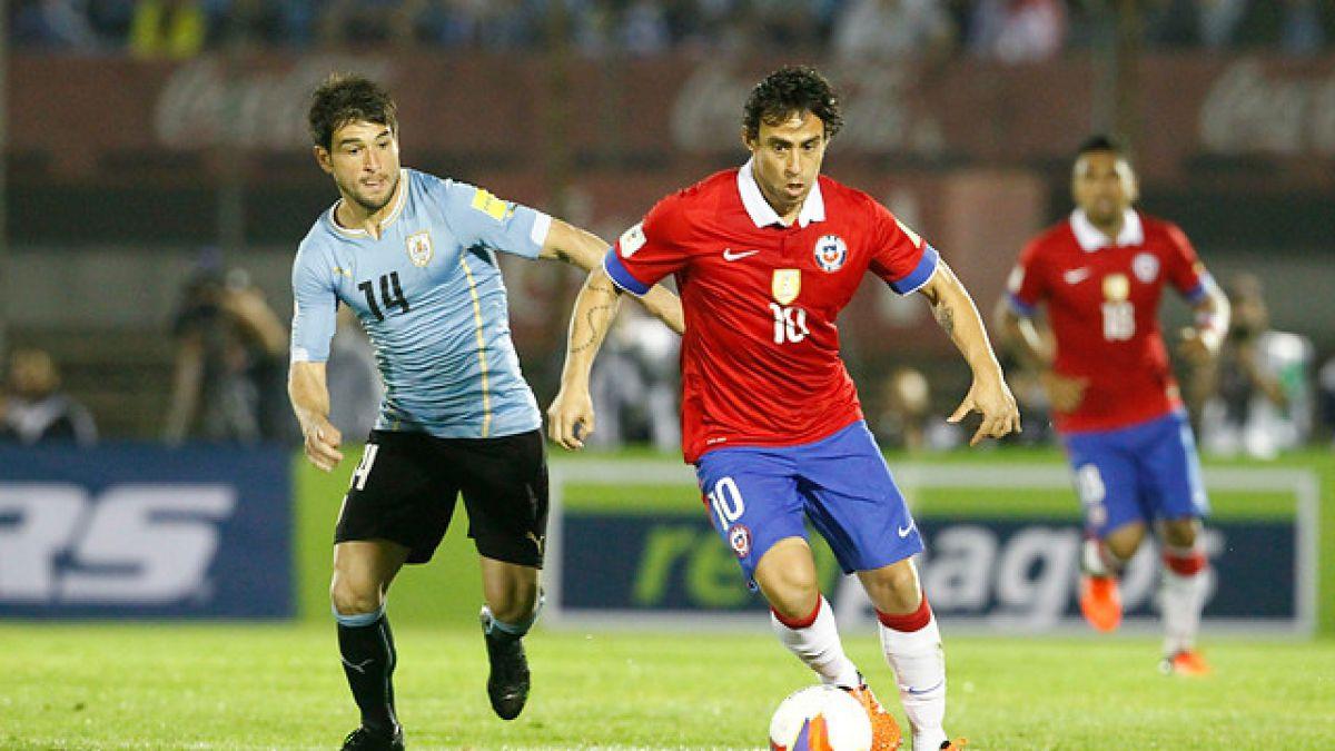 [MINUTO A MINUTO] Uruguay está venciendo 3-0 a la Roja en el Centenario