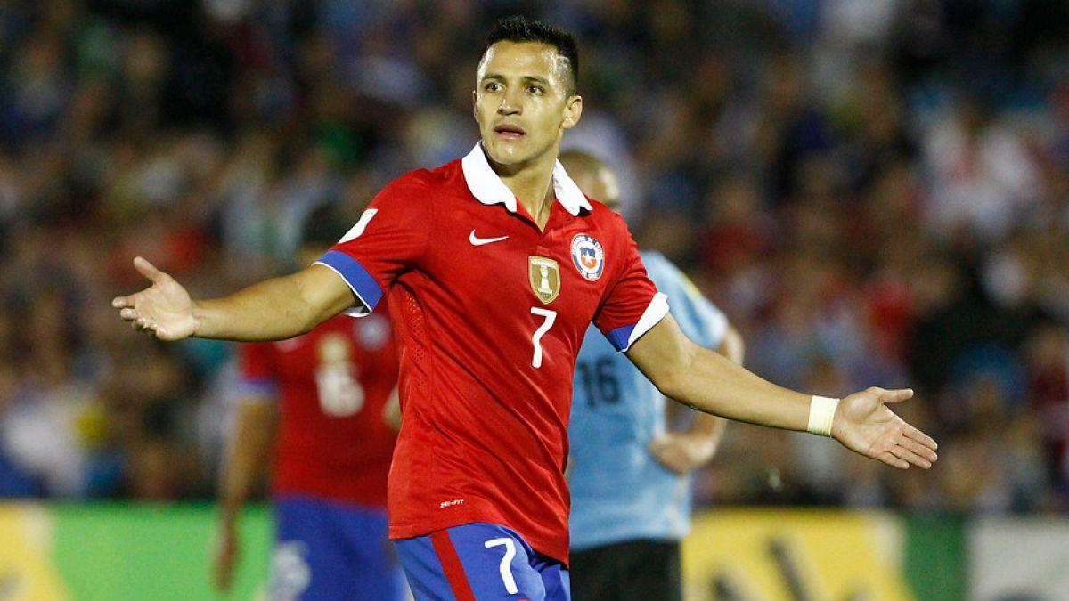 Alexis a jugadores uruguayos: Hoy perdimos y los felicito, se despide el campeón de América