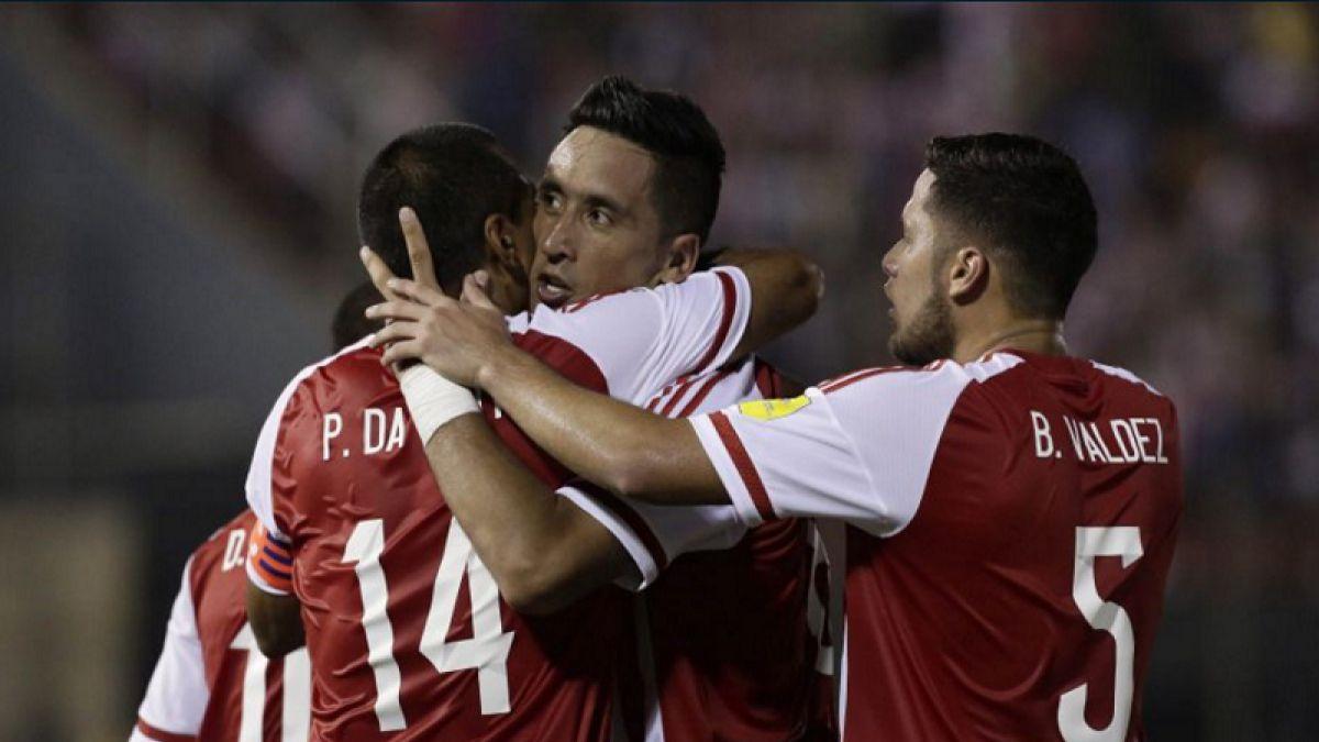Paraguay lo dio vuelta ante Bolivia y celebra en el Defensores del Chaco