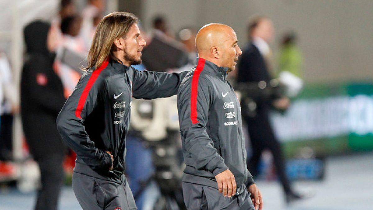 ANFP confirma renuncia de Sebastián Beccacece a la Selección Chilena