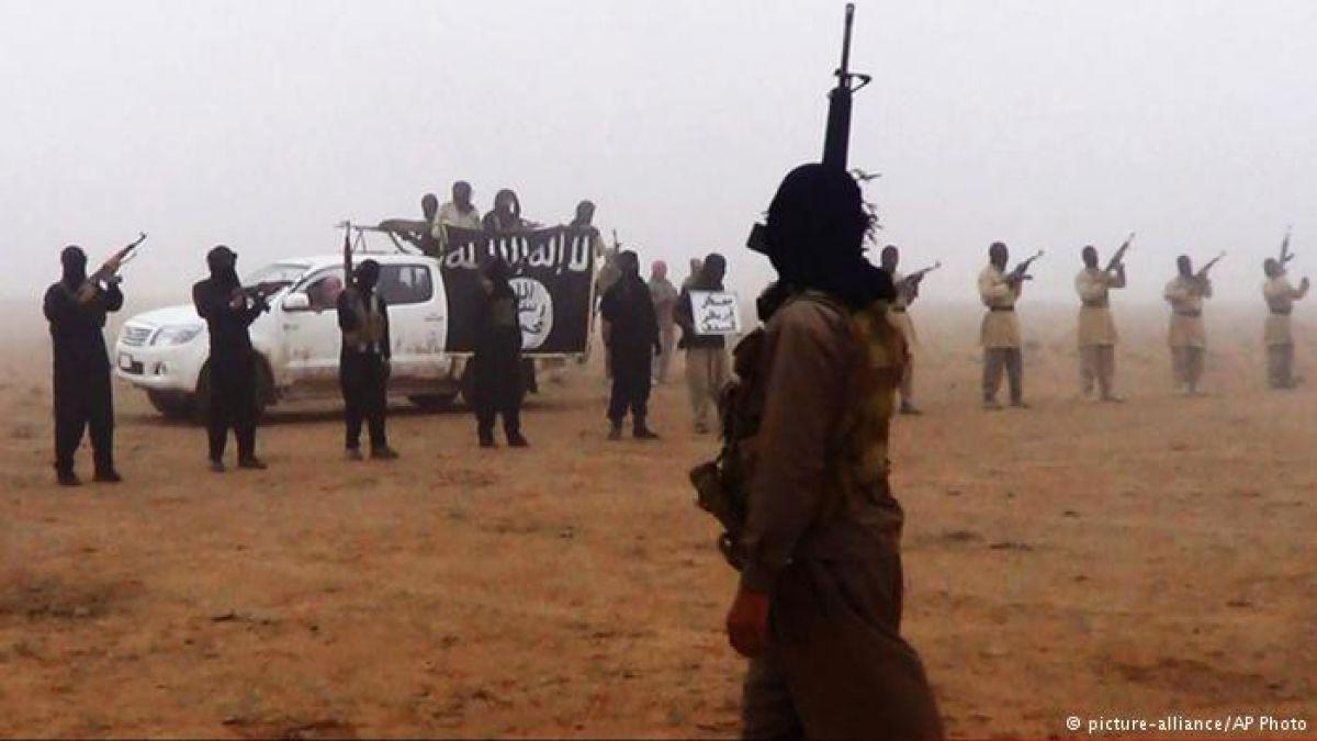 EI ejecuta a dos extranjeros secuestrados en Siria