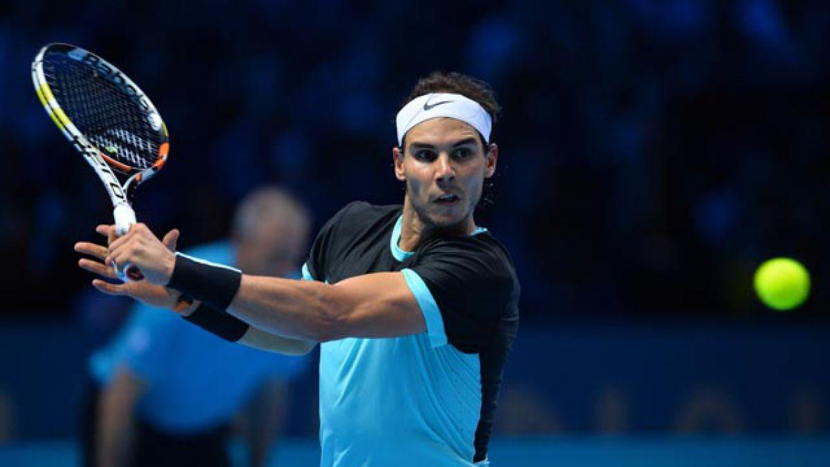 Vuelve Nadal: barre a Murray y se clasifica a semifinales del Masters de Londres