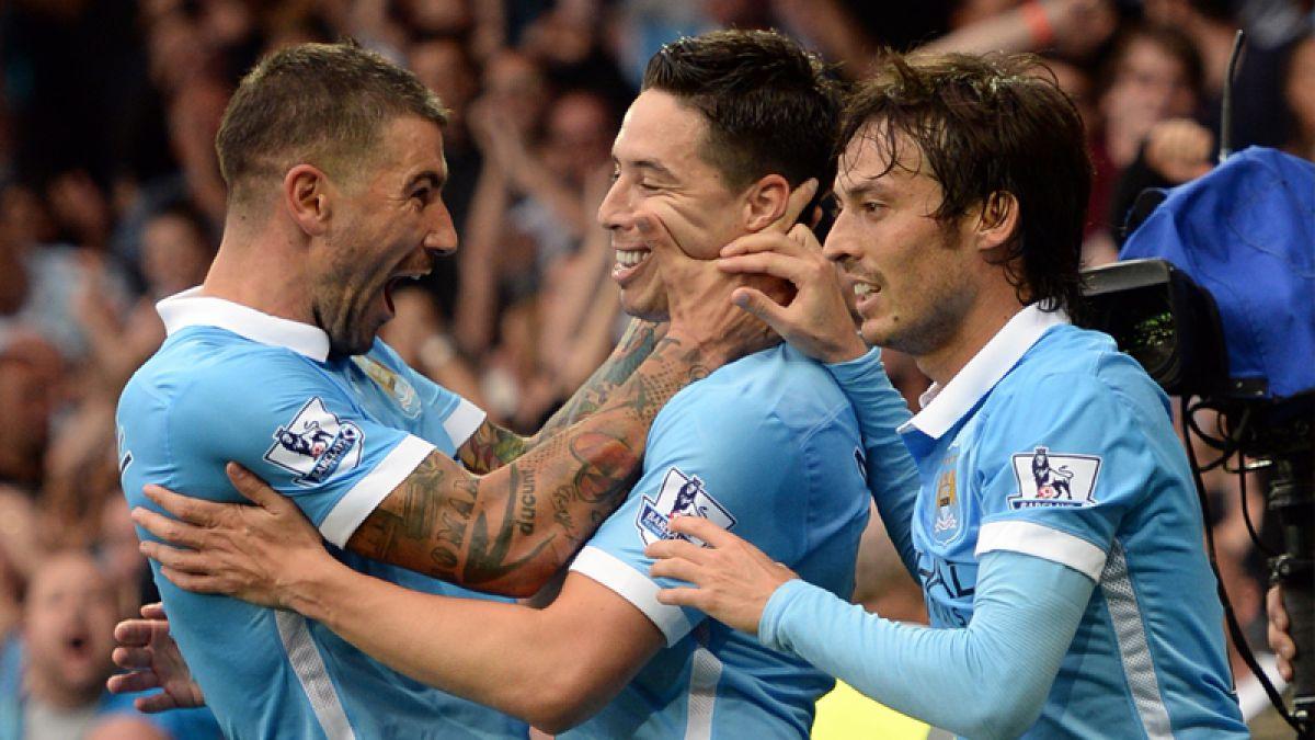 Consorcio chino anuncia compra del 13% del Manchester City