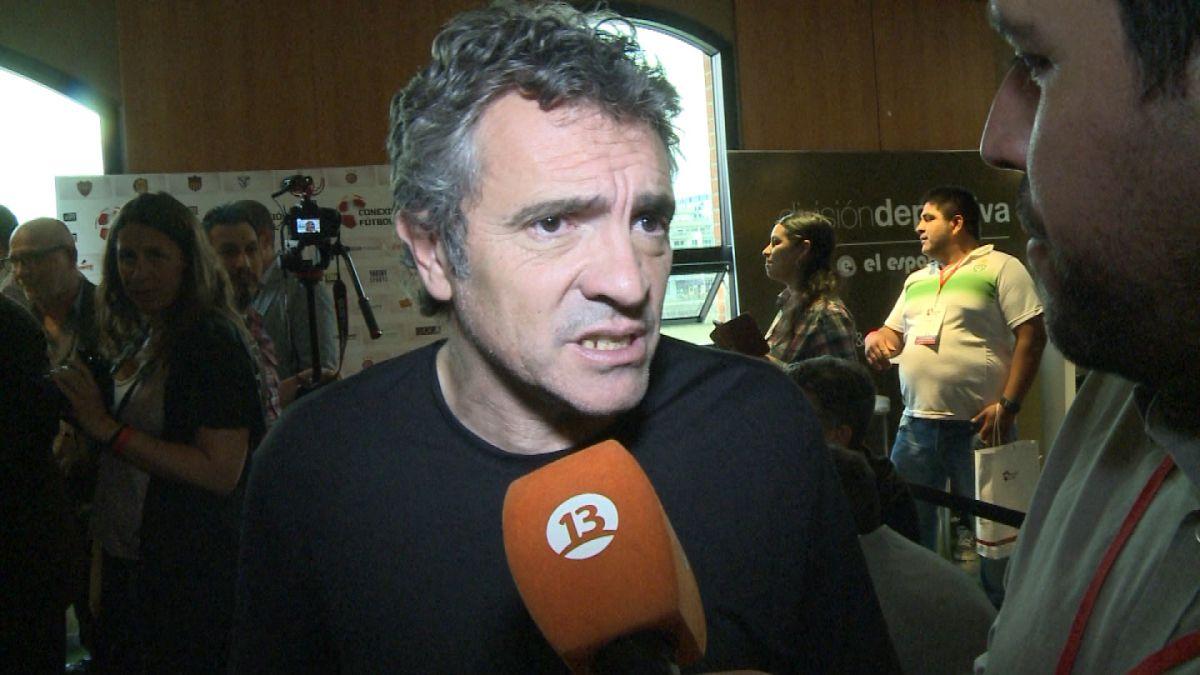 """Juan Manuel Lillo: """"Sampaoli no es la copia de nadie y sobre todo tiene mucho talento"""""""