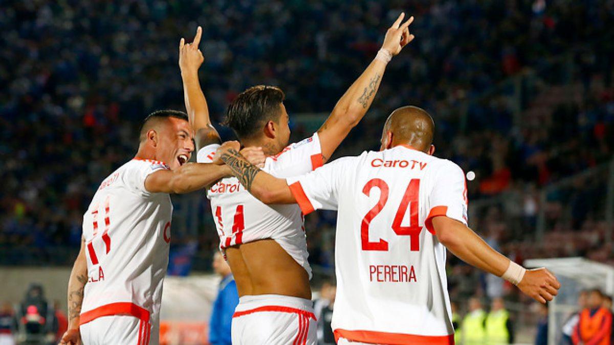 """La """"U"""" avanza a la final de la Copa Chile y asegura presencia internacional en 2016"""