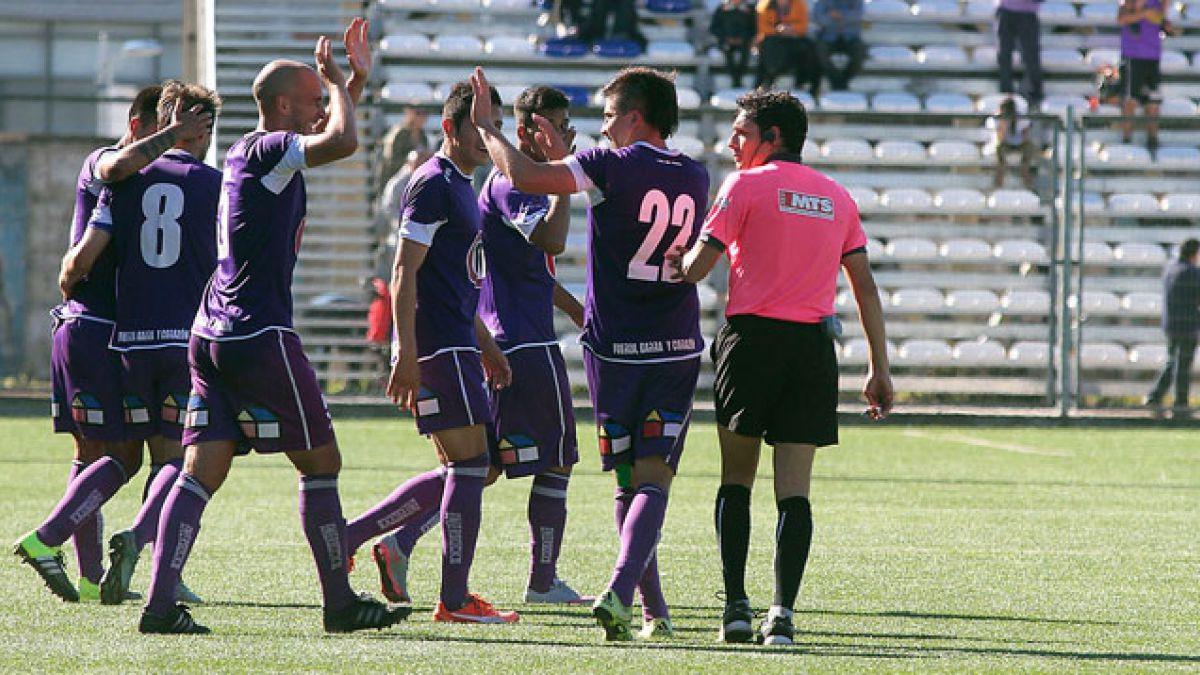 Deportes Concepción entrega versión sobre préstamo que recibió por parte de la ANFP