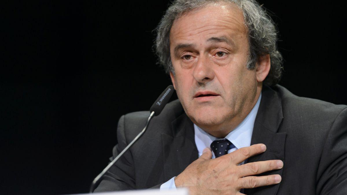Solicitan suspensión del fútbol de por vida contra Michel Platini