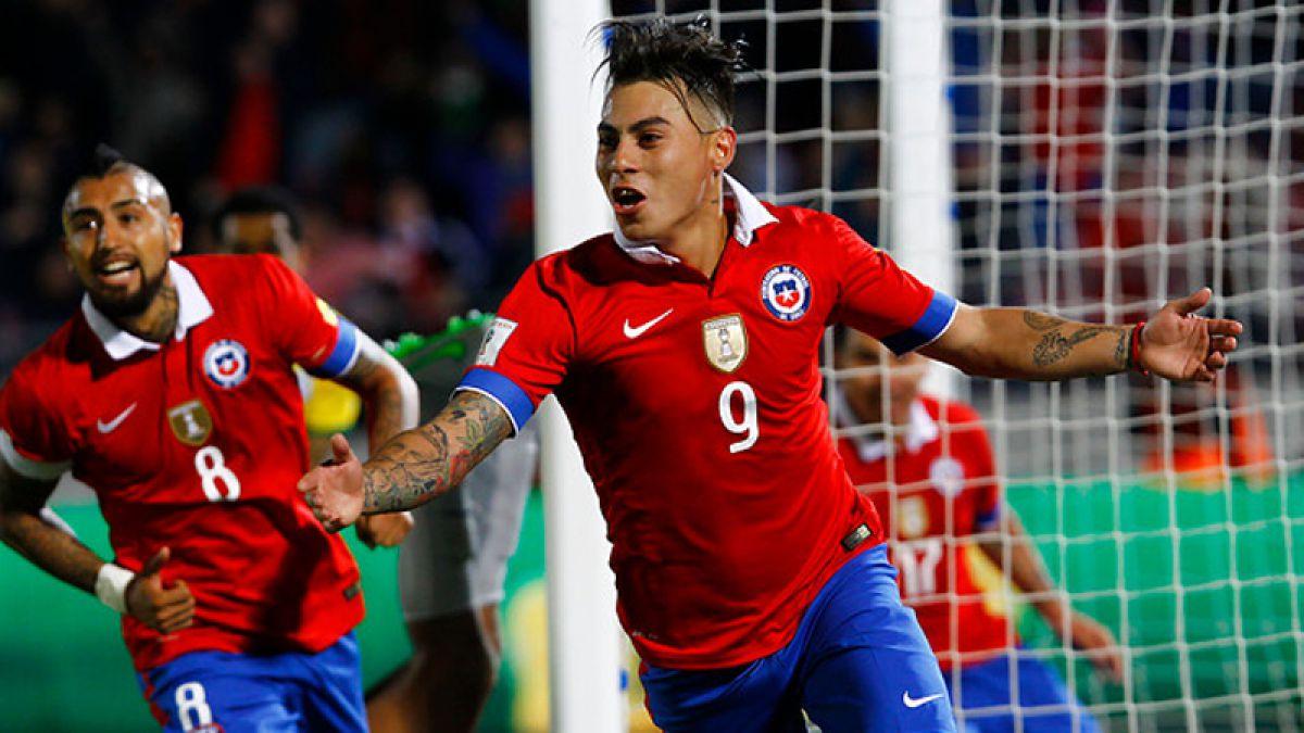 ¡Feliz cumpleaños Edu Vargas! El máximo goleador de Chile en la Era de Sampaoli