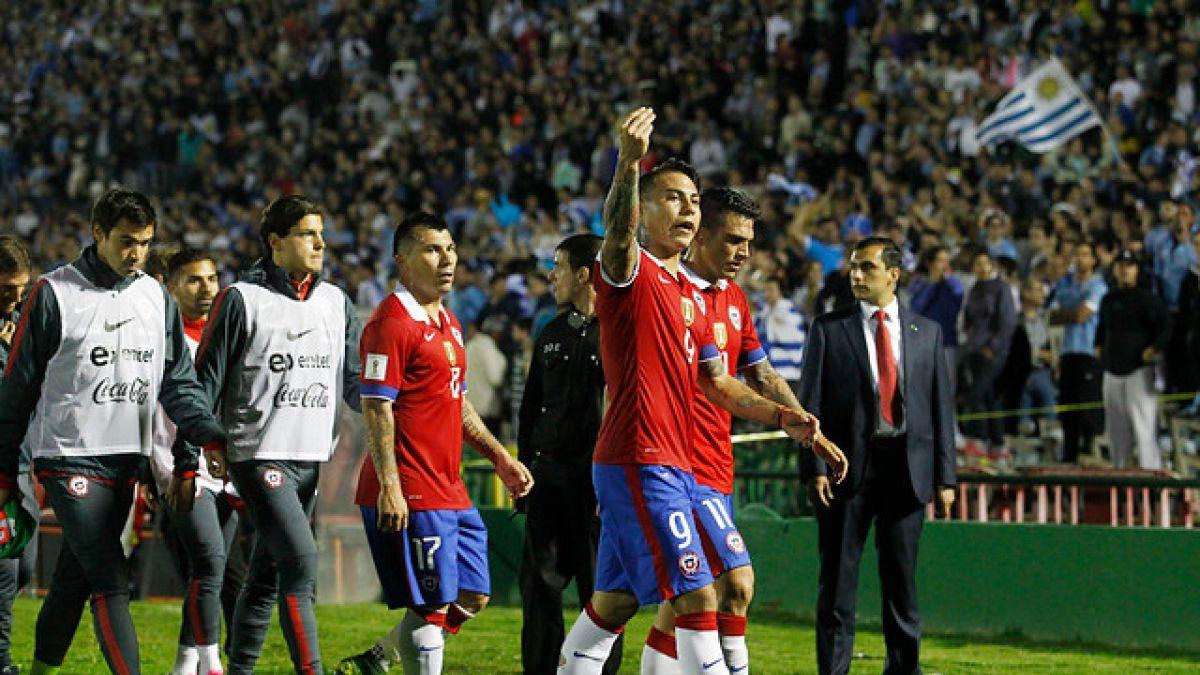 El árbitro no dijo nada: Jorge Sampaoli y Eduardo Vargas no se perderán el duelo ante Argentina