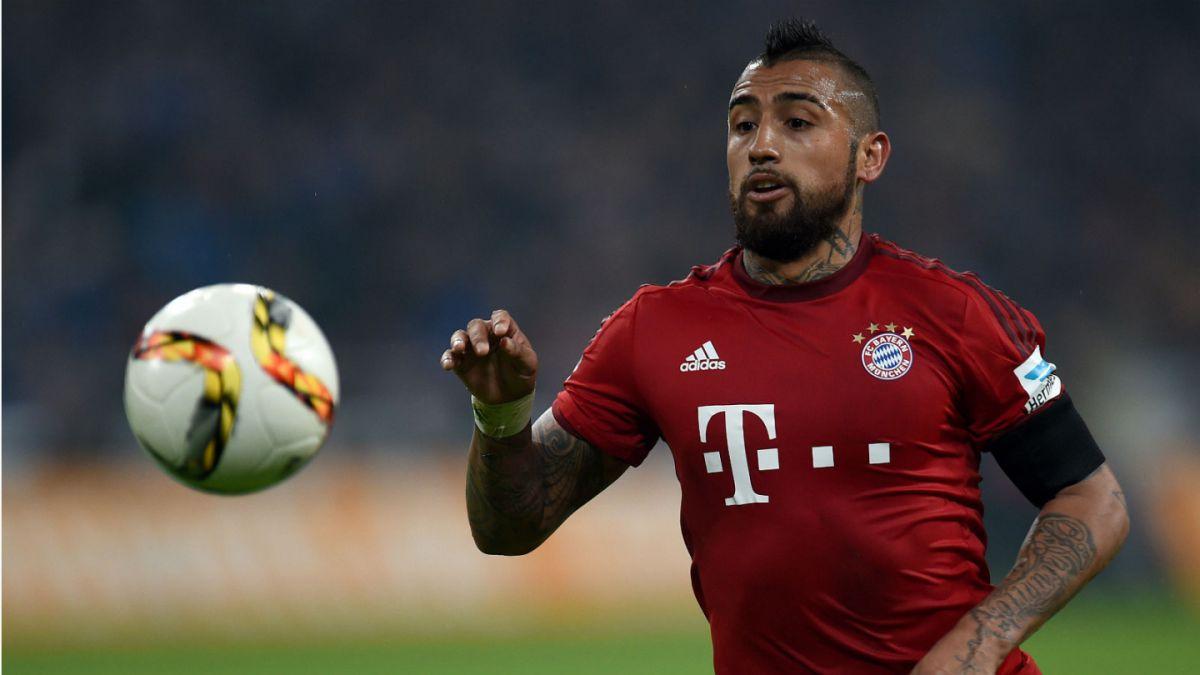 """Bayern Munich """"blinda"""" a Vidal y da mensaje a diario alemán: """"Las afirmaciones son maliciosas"""""""