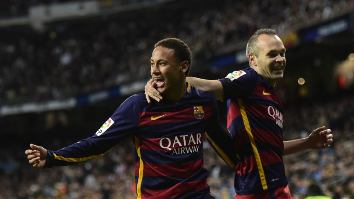 [MINUTO A MINUTO] Barcelona con Claudio Bravo goleó al Real Madrid
