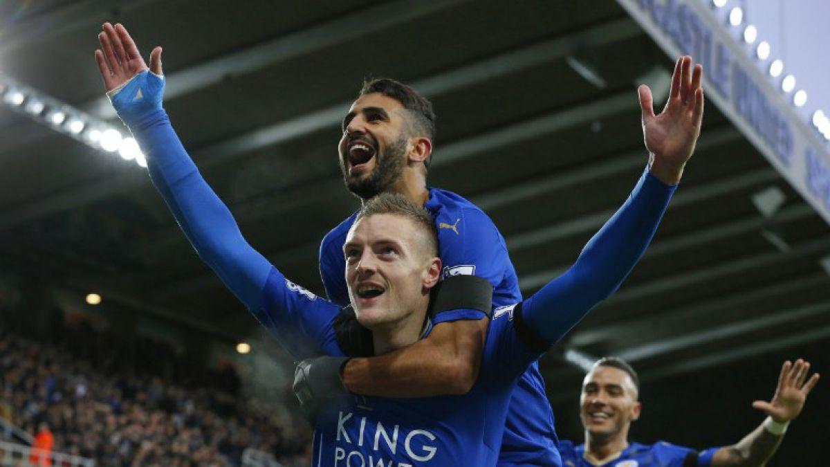 Sorpresa en la Premier League: Leicester City es el nuevo líder