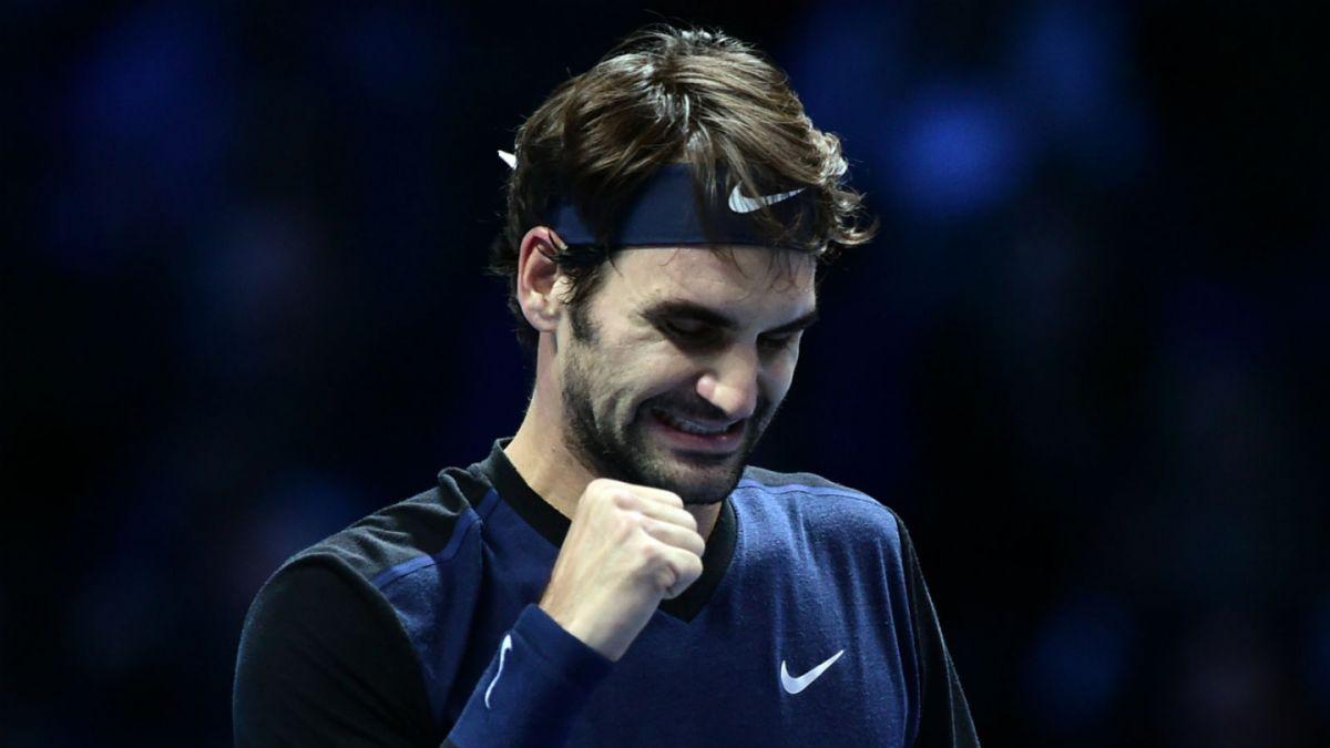 Federer vence a Wawrinka y se instala en una nueva final del Torneo de Maestros