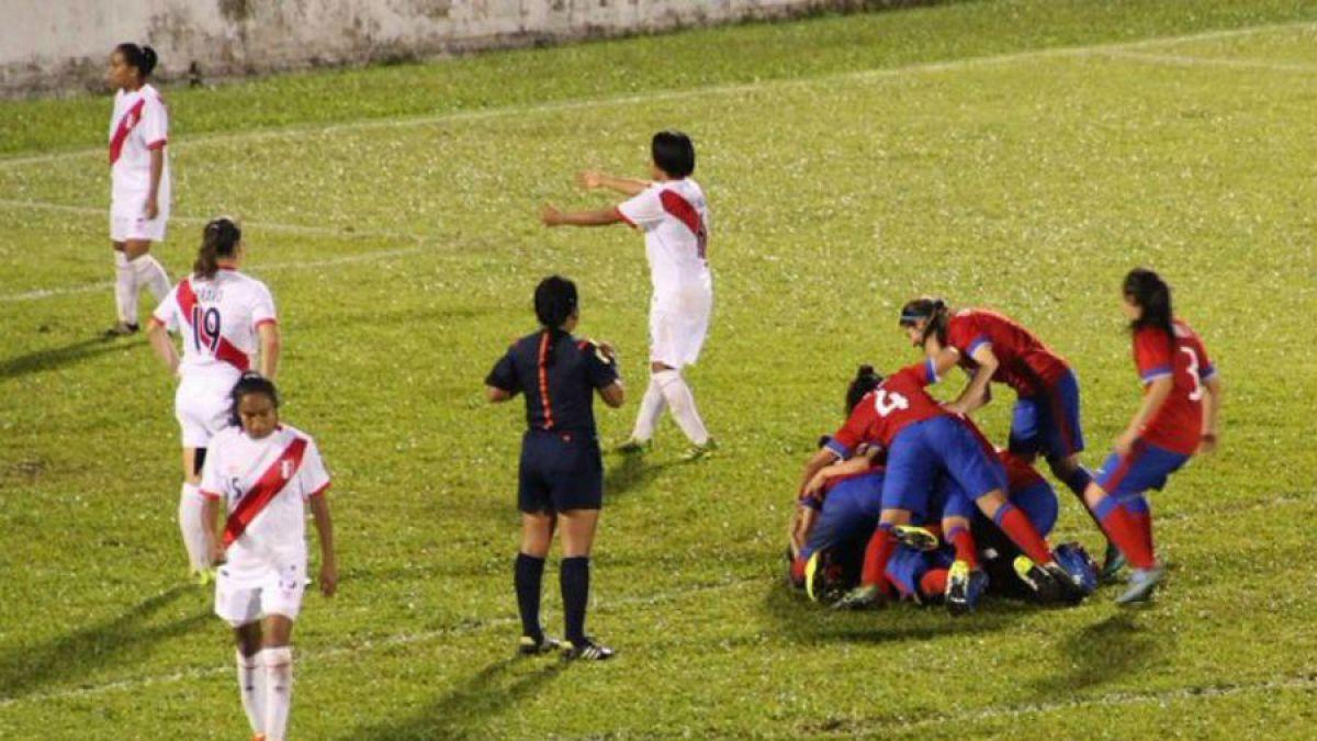Sudamericano Femenino Sub 20: Chile debuta con un triunfo ante Perú