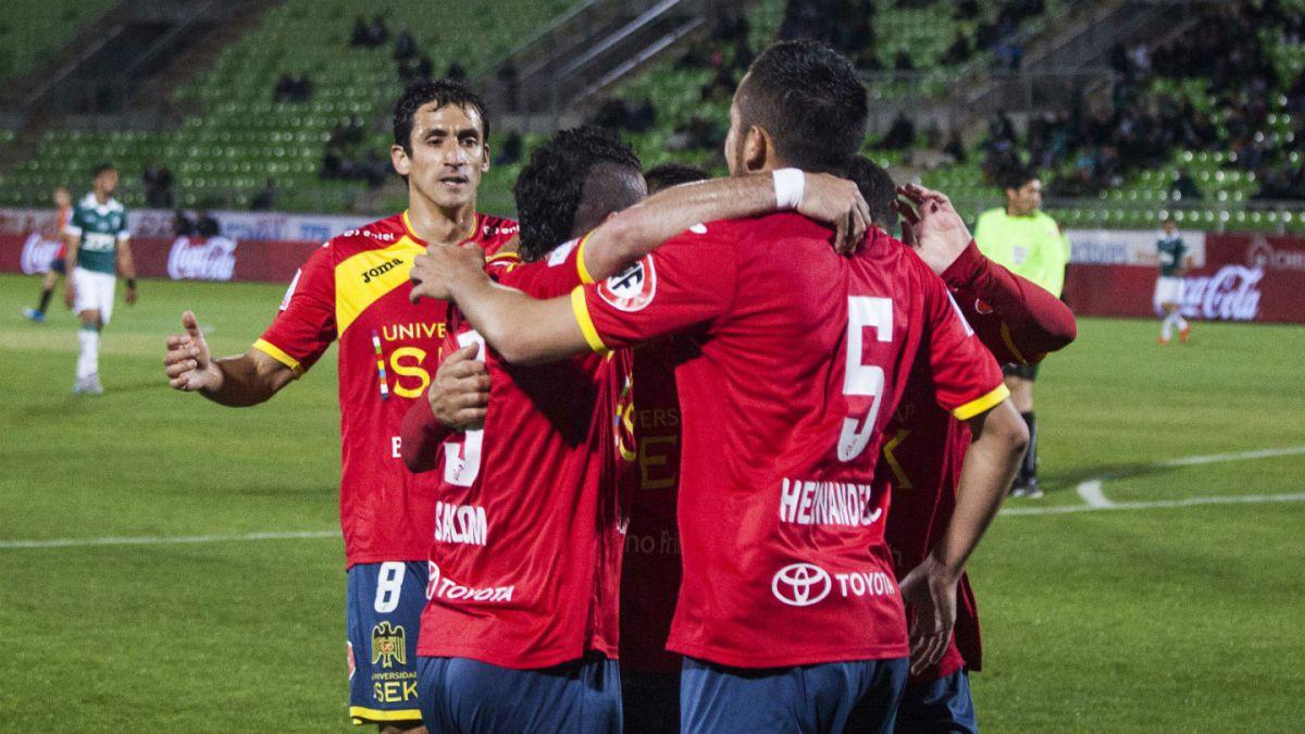 Unión Española vence a Wanderers y mantiene opciones de jugar liguilla del Apertura