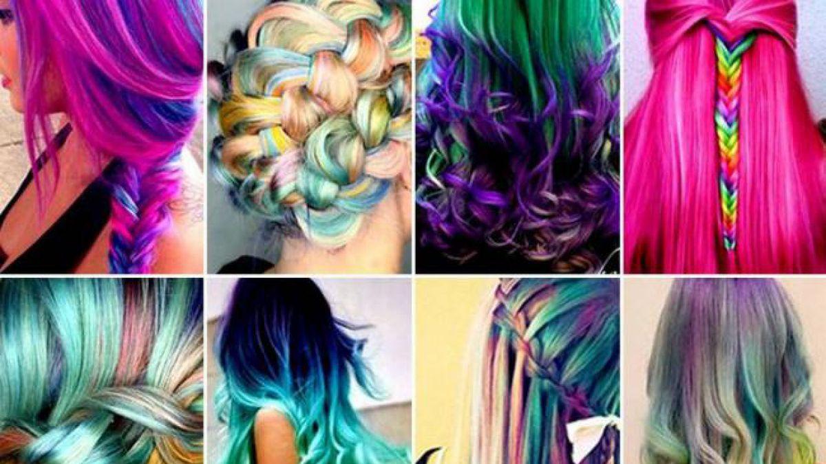 Cabello unicornio el nuevo estilo que podr a convertirse for Tendencias de interiorismo 2016