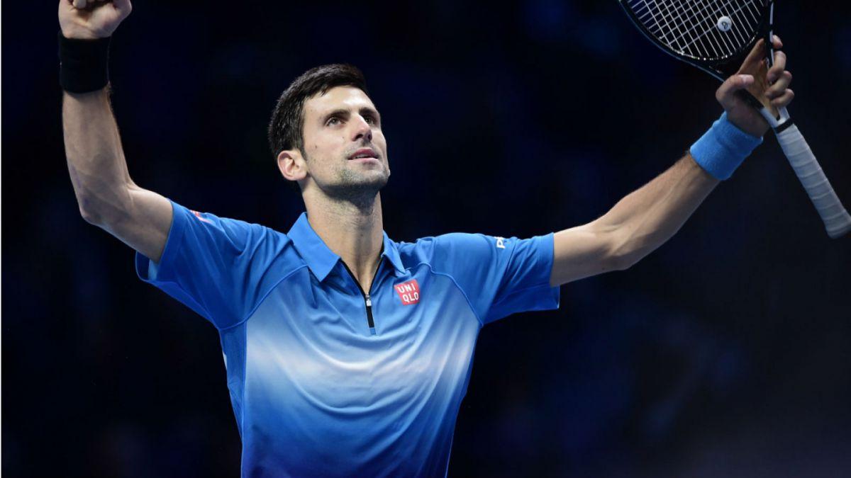 Djokovic vence a Federer y logra su cuarto Torneo de Maestros consecutivo
