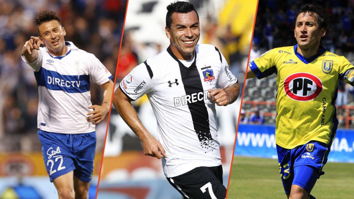 Para agendarlo: Estos son los próximos duelos de los tres aspirantes al título del Apertura