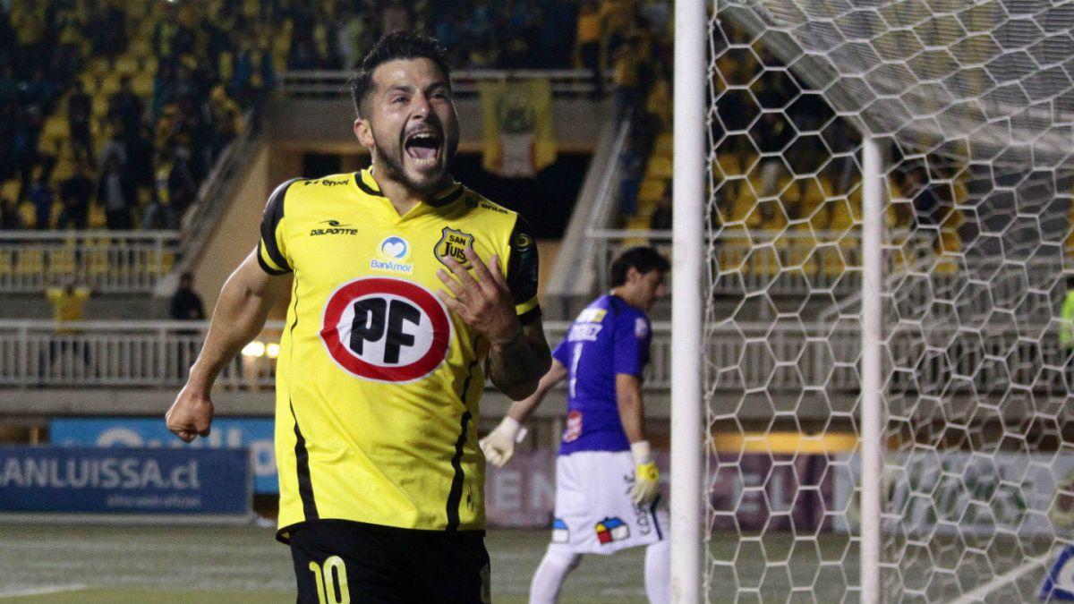 San Luis derrota a OHiggins y se aleja del fondo de la tabla del Apertura