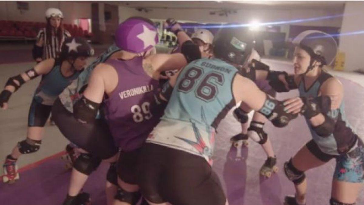 Roller derby, el deporte que más crece entre las mujeres