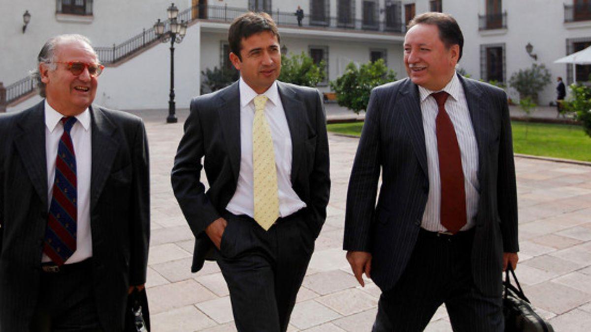 """Las reacciones que provocó la dura acusación de Chandía sobre """"intervención"""" en partidos"""