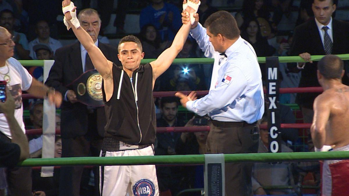 """Miguel """"Aguja"""" González defiende su título Latinoamericano"""