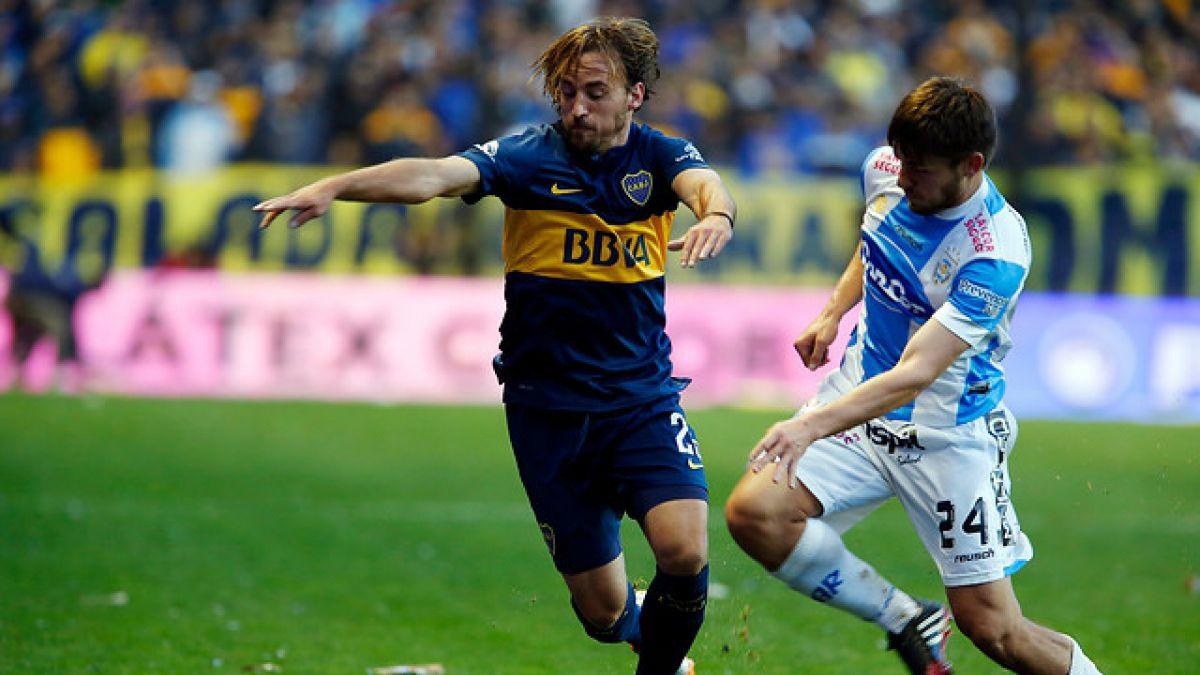 """Fuenzalida podría dejar Boca Juniors: """"Tengo 30 años y necesito seguir jugando"""""""