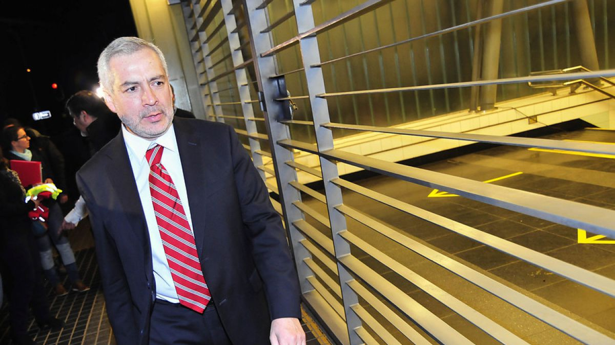 Fiscal Guzmán pide a Tribunal Constitucional declarar inadmisible solicitud del TDLC