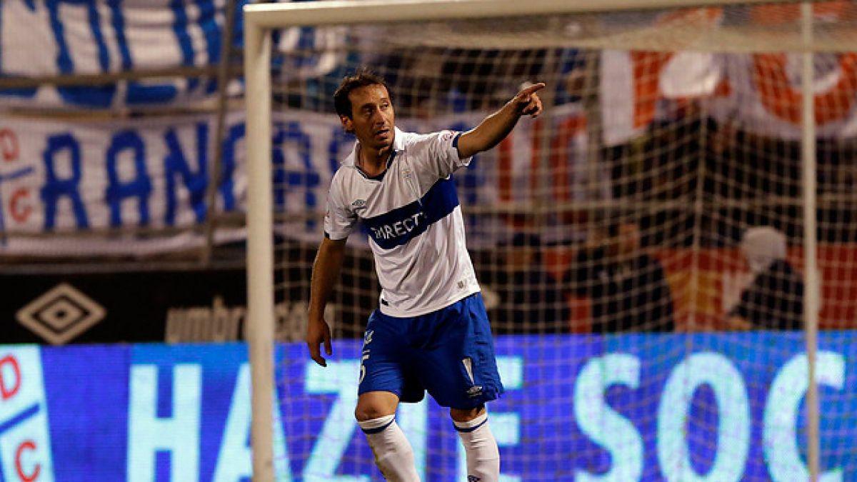 Michael Ríos no sigue en Universidad Católica y cuatro jugadores culminan contrato