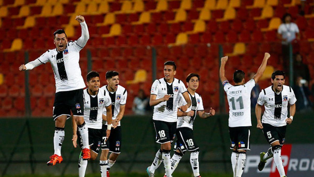 Colo Colo gana en penales a Unión y animará final de Copa Chile con la U