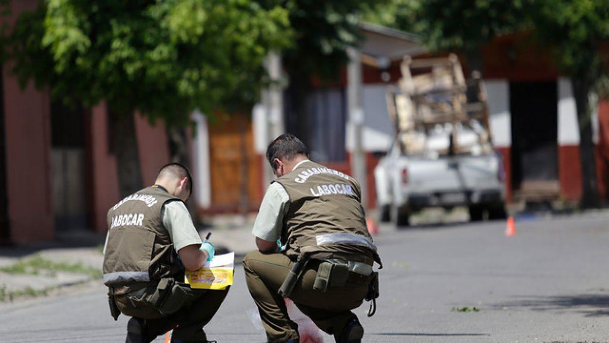 Nueva balacera en Valparaíso: Sujetos disparan en 8 oportunidades contra transeúntes