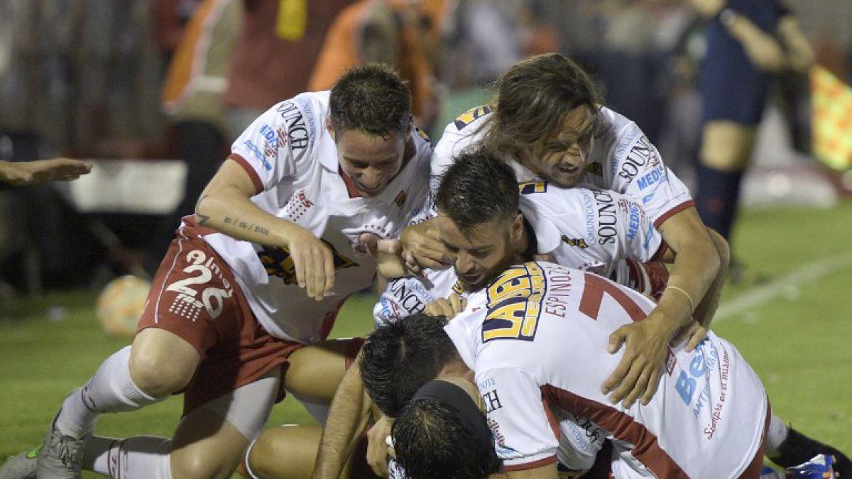 Huracán finalista de la Copa Sudamericana 2015 al eliminar al campeón River Plate