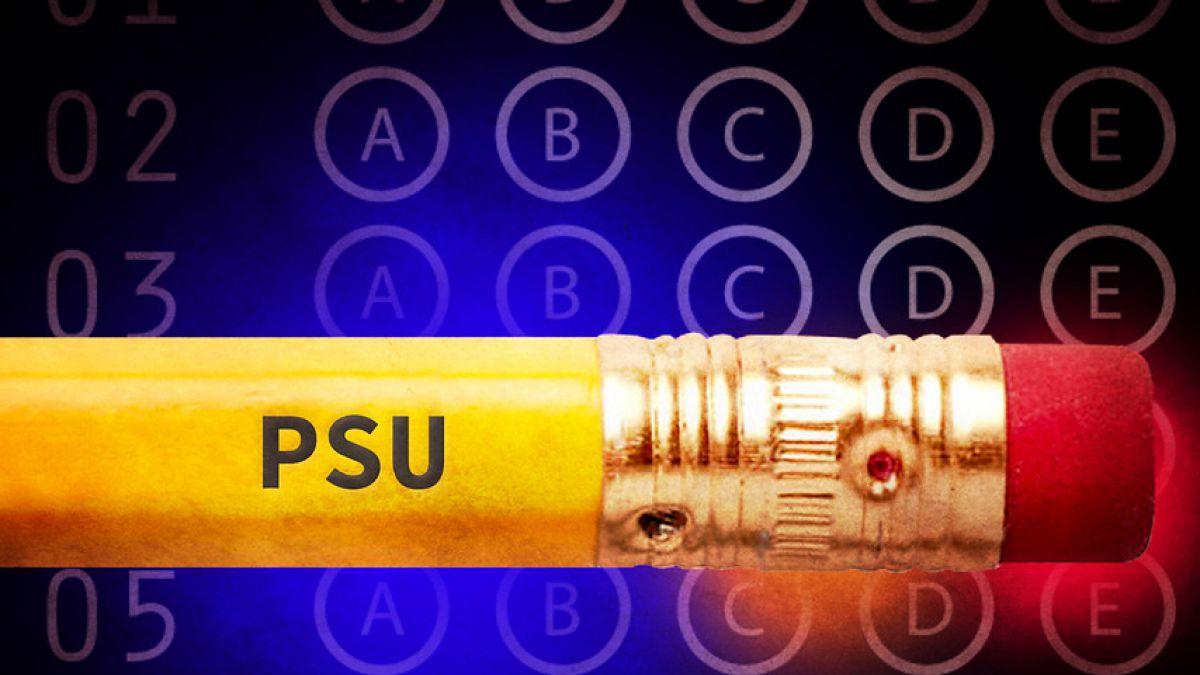 PSU 2015: Este domingo se realiza la prueba de matemática e historia.