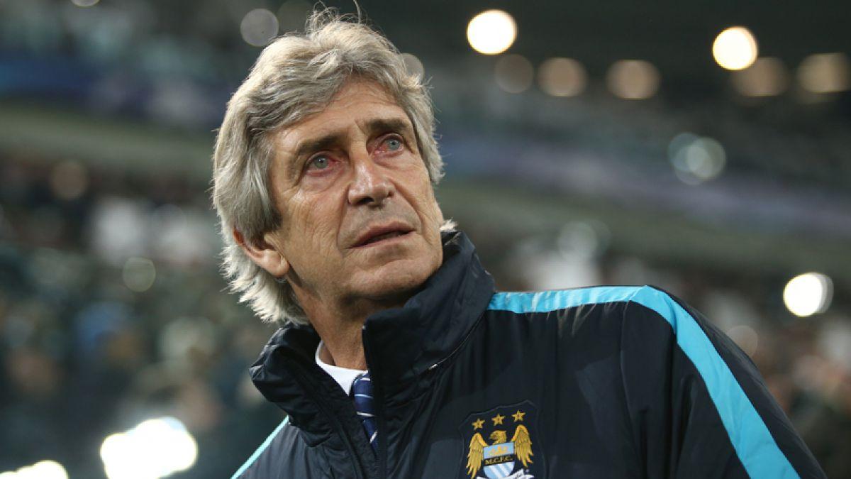 Pellegrini no se inquieta por los rumores que vinculan a Guardiola con el Manchester City