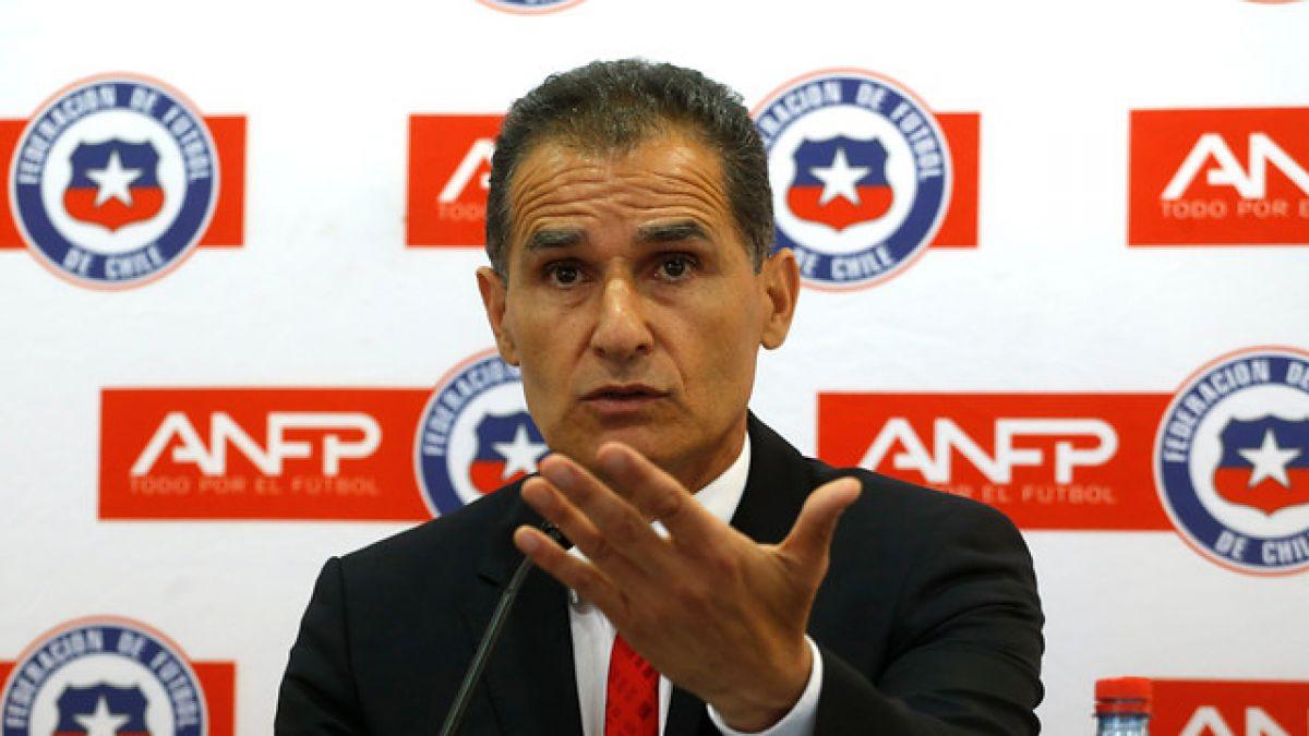 Actual presidente de la ANFP solicitará aplazar el arranque del Clausura