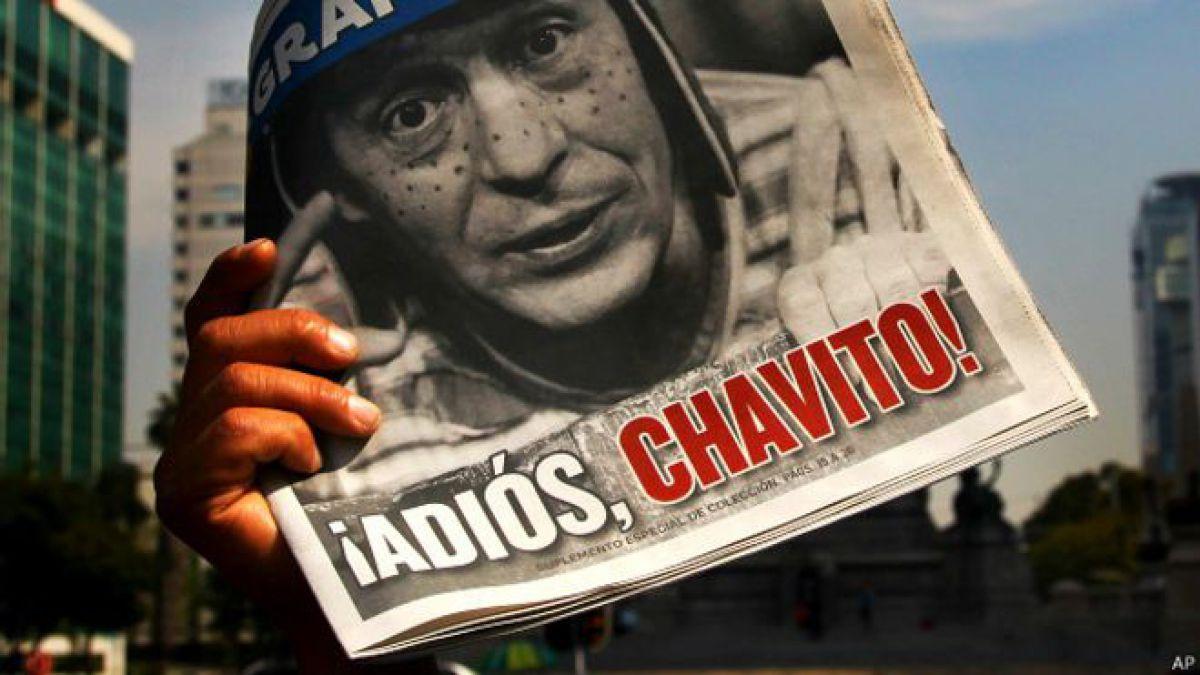 El lucrativo negocio de la marca Chespirito a un año de su muerte