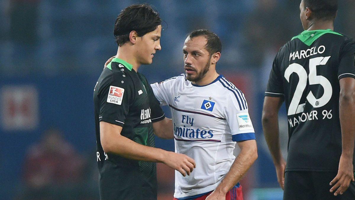 Buena jornada en la Bundesliga: Cuatro jugadores chilenos consiguen victorias en Alemania