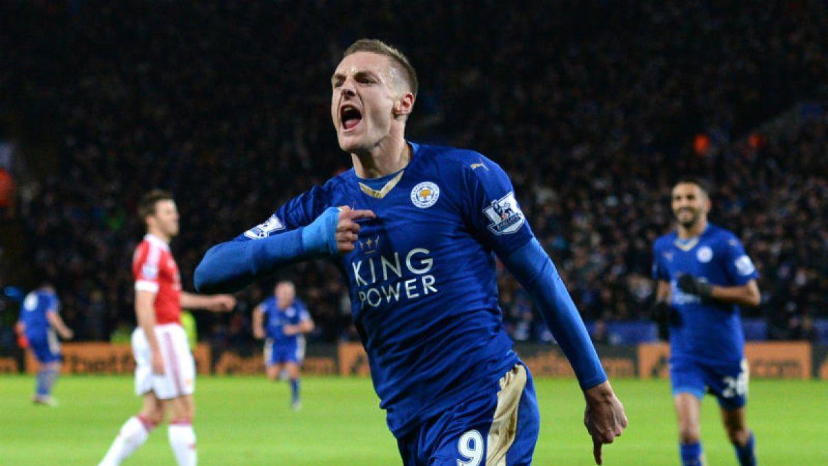 No se mueve del campeón: Jamie Vardy rechaza ofertas y renovará con el Leicester