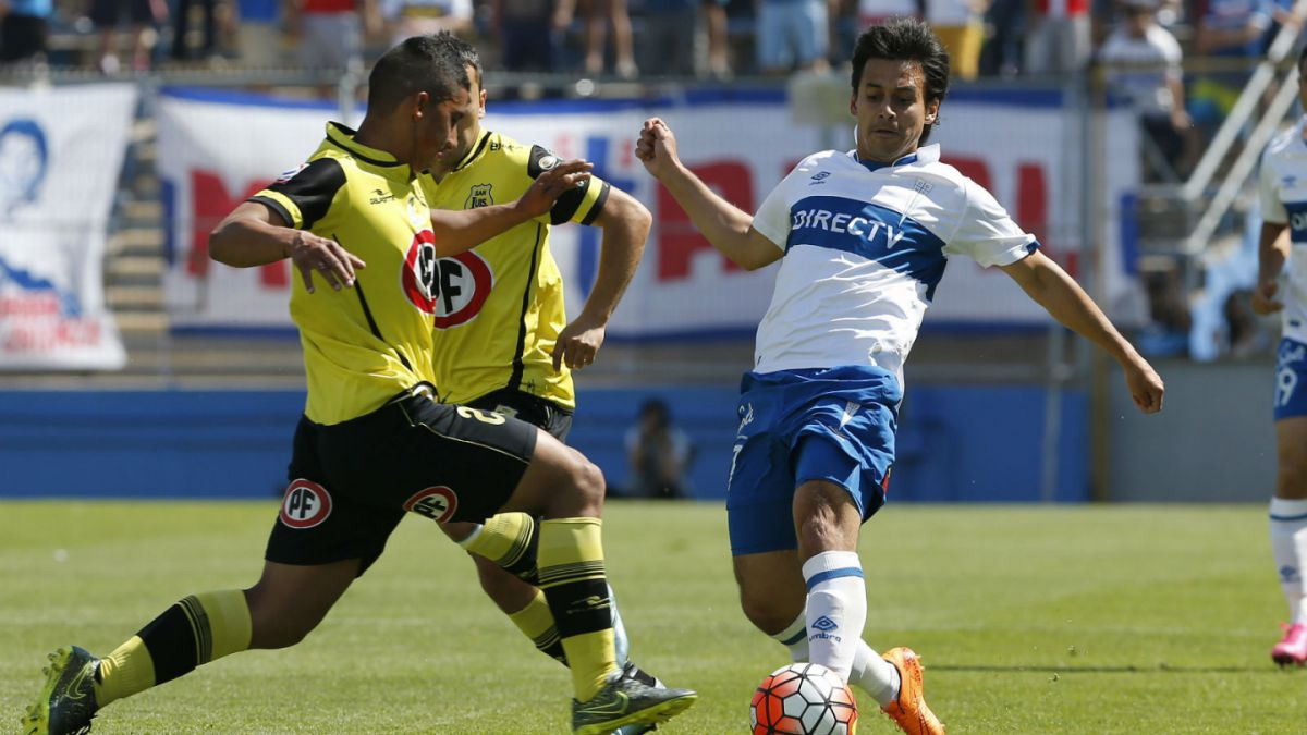 [EN VIVO Tele13 Radio] U. Católica supera a San Luis en San Carlos