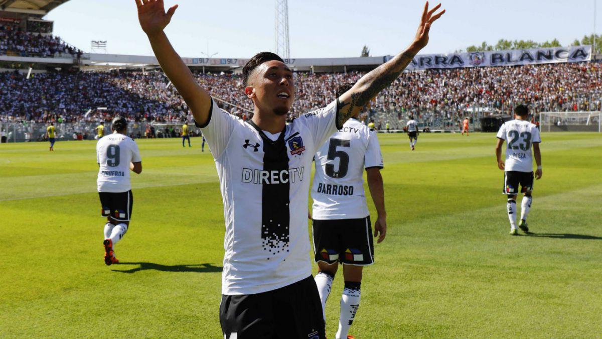 Con lo justo: Colo Colo vence a U. de Conce y mantiene primera opción de conquistar el Apertura