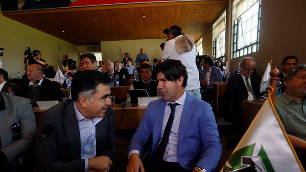 Presidente de Copiapó lanza sus dardos hacia Marcelo Salas y Luis Larraín