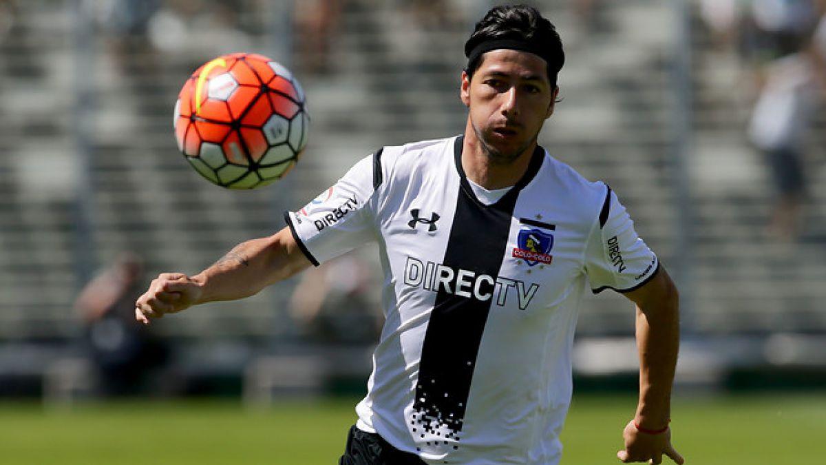 Jaime Valdés es duda para la final de la Copa Chile por problema muscular