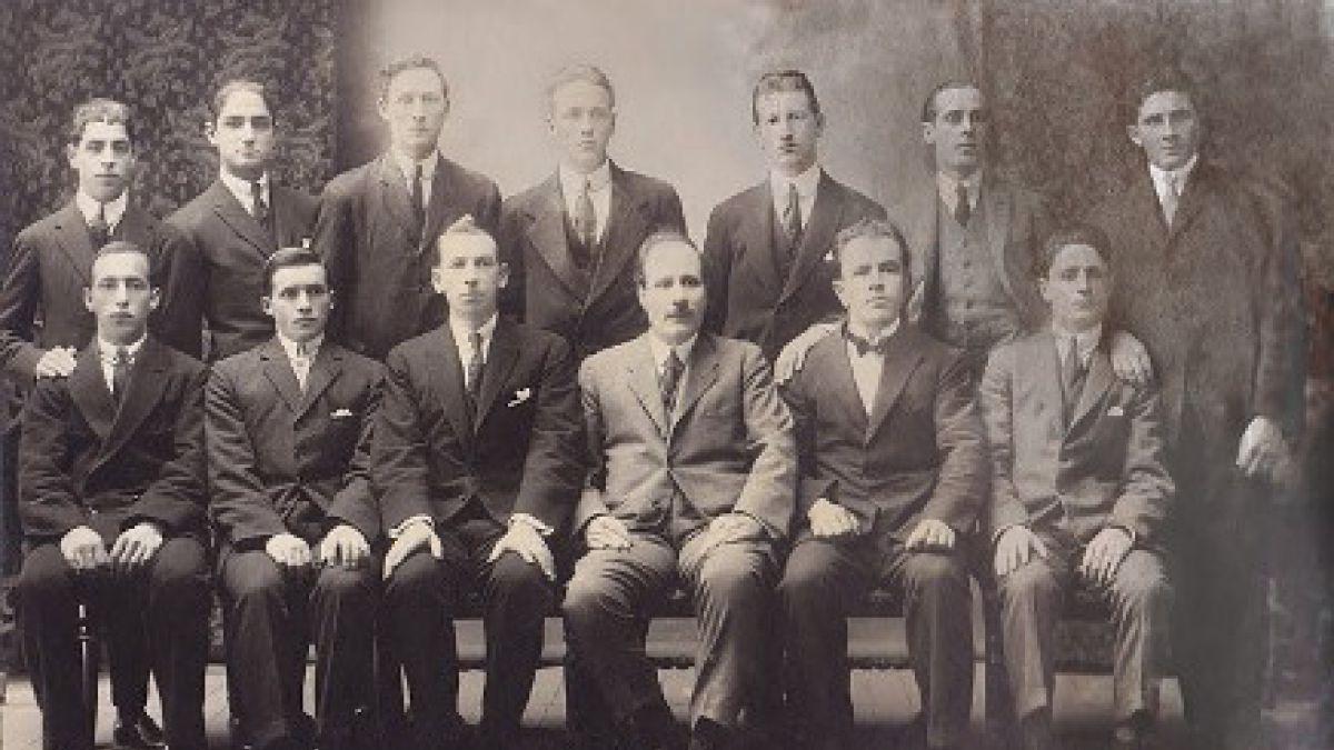 La historia de Audax Italiano, que hoy celebra 105 años de vida