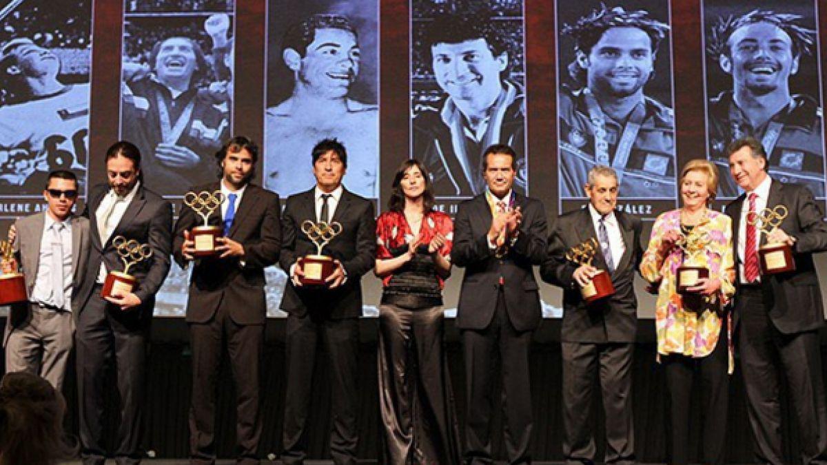 Este miércoles Deportes13 transmitirá la Gala del Comité Olímpico de Chile